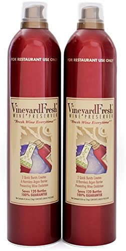 Vineyard Fresh Wine Preserver