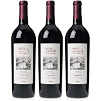 3-Pack Laura Michael Wines/Zahtila Vineyards Napa Valley Zinfandel