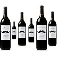 6-Pack Mustache Vineyards Cabernet Sauvignon