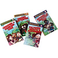 4-Pack Skyhorse Publishing Paperback Pokemon Readers