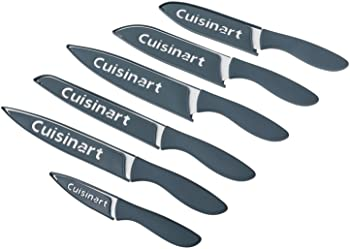 12-Pc.Cuisinart Ceramic Knife Set