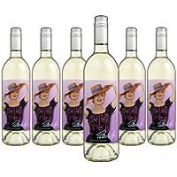 6-Pack Marilyn Monroe Sauvignon Blonde Wine