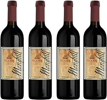4-Pk. Maryhill Winery Columbia Valley Merlot