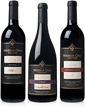 3-Pk. Windsor Oaks Chalk Hill Reds