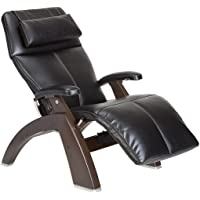 Human Touch PC-500 Silhouette Zero-Gravity Recliner - Black
