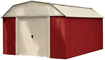 Arrow 10'x14' Steel Shed
