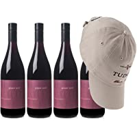4-Pack The Highlands Project Pinot Noir with Hat from Tudor Wines