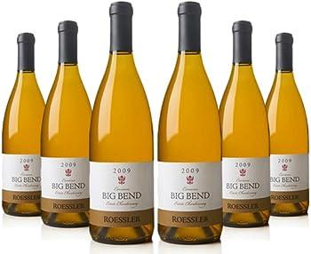 6-Pk. Roessler Big Bend Chardonnay