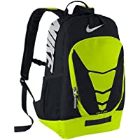 Nike Max Air Vapor Backpack (Black/Volt/Metallic Silver)