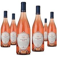6-Pack Shannon Ridge Inc Vigilance Pinot Noir Rose Wine