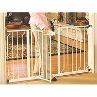 Regalo 1164E Home Decor Walk-Thru Gate