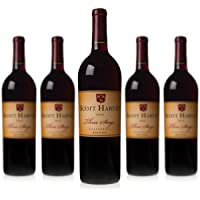 5-Pack Scott Harvey Three Stags Red Blend