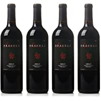 4-Pack Vampire Vineyards Dracula Merlot