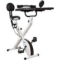 FitDesk v3.0 Desk Exercise Bike and Extension Kit with Tablet Holder