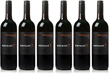 6-Pk. District 7 Cabernet Sauvignon Wine