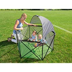 Summer Infant Pop 'n Play Ultimate Playard with Canopy