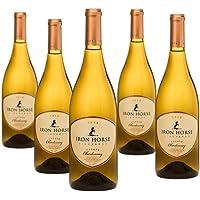12-Pack Iron Horse Estate Chardonnay Case