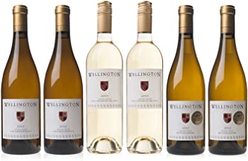 6-Pk. Wellington Vineyards Mixed Whites