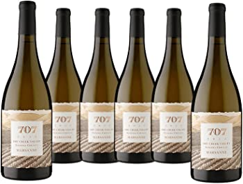 6-Pack Chateau Diana 707 Dry Creek Valley Marsanne