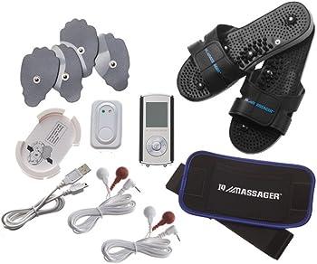IQ Massager TENS Pro IVs Combo
