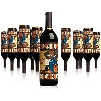 12-Pack Blue Nomad Wine Company Rockus Bockus Red Wine