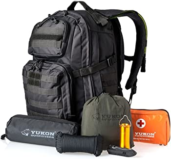 58-Pc. Yukon Outfitters Alpha Survival Kit