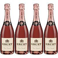 4-Pack Gruet Grand Rose