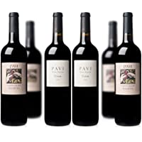 6-Pack Pavi Napa Valley Dolcetto Vertical Wine