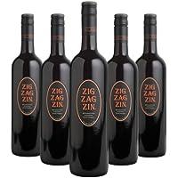5-Pack Zig Zag Zin Mendocino County Zinfandel