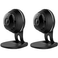 2-Pack Samsung SNH-V6414BMR 1080p Wi-Fi IP Camera