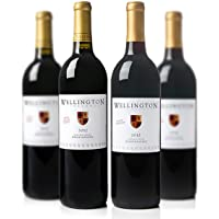 4-Pack Wellington Vineyards Mixed Zinfandel