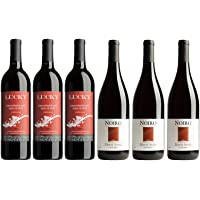 6-Pk. Outlier Wine Company Mixed Red