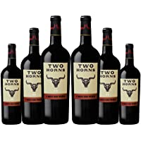 6-Pack Two Horns Red Blend Wine