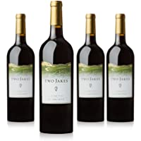 4-Pack Two Jakes of Diamonds Cabernet Franc Wines (750ml)