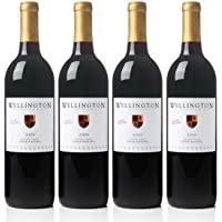 4-Pk. Wellington Estate Zinfandel Mixed