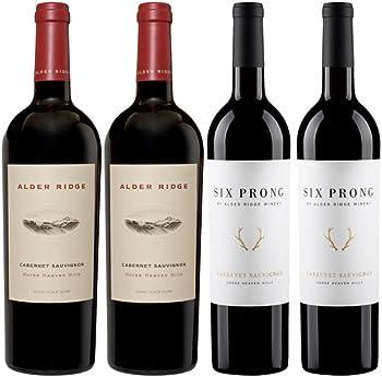 4-Pk. Alder Ridge Mixed Cabernet Sauvignon Wine