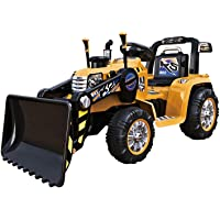 Best Ride on Cars 12V Power Tractor Ride-On with Bluetooth Remote