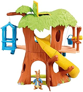 Nick Jr. Peter Rabbit Adventure Treehouse Playset