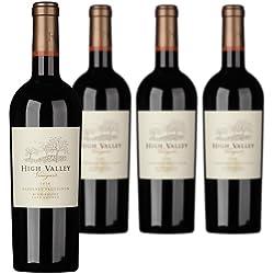 4-Pack High Valley Vineyard Cabernet Sauvignon
