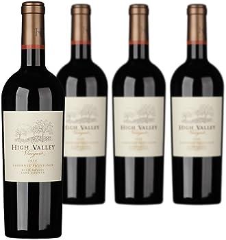 4-Pk. High Valley Vineyard Cabernet Sauvignon