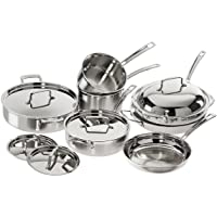 Cuisinart 12-Piece MultiClad Pro Cookware Set