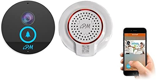 iPM WFDRBL iDoorbell Wi-Fi & Cam System