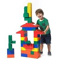 Little Box LBMBB508 Mighty Big Blocks 100-Piece Jumbo Set