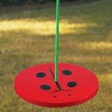 Sassaras Ladybug Rope Swing