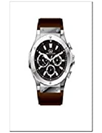 Gio Collection Analog Black Dial Men's Watch - G1010-03