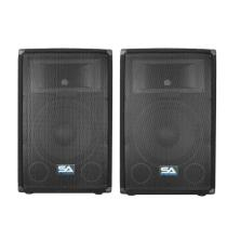 Pair of 12 Inch PA/DJ Speaker Cabinets