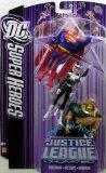 JUSTICE LEAGUE UNLIMITED DC SUPER HEROES SUPERMAN/AQUAMAN/DR. LIGHT Figures