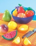 Small World Toys Living - Fun-With-Fruit Velcro Play Set