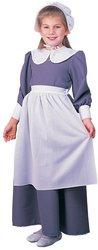 Rubies Pilgrim Girl Costume