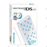 Nintendo DS Lite Portable Entertainment Console Refurbished with EU Chager (White) - Doraemon